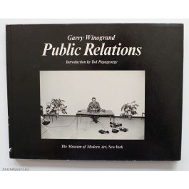Public Relations,by Garry Winogrand