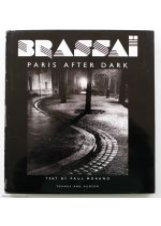 Paris After Dark ,by Brassai / Paul Morand