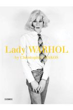 Christopher Makos: Lady Warhol,by Christopher Makos