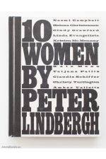 10 Women by Peter Lindbergh,by Peter Lindbergh / Karl Lagerfeld